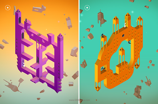 Monument Valley Example 2 Research Through Gaming