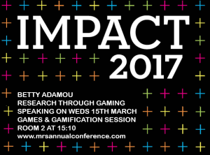IMPACT MRS Annual conference promo picture