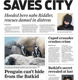 Batkid: How A City Used Role-Play To Engage The World