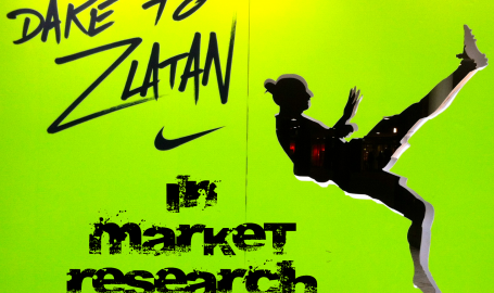 Do You Dare To Zlatan (In Market Research?)