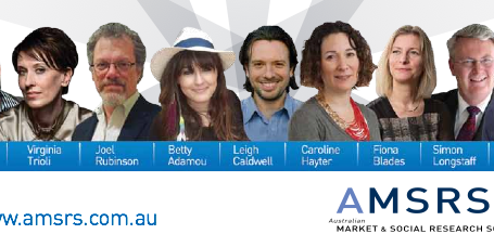 AMSRS Conference summary