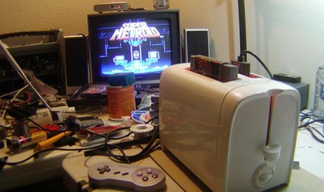 What Creatives Do To Their Video Game Consoles