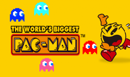 Old Classic Pac Man gets a Creative Twist