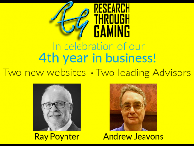 Our Fourth Year in Business and Two Leading Advisors
