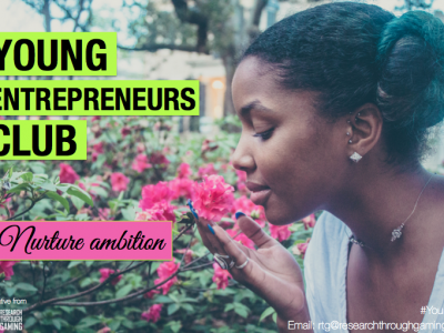 New Young Entrepreneurs Club initiative from RTG kicks off this week!
