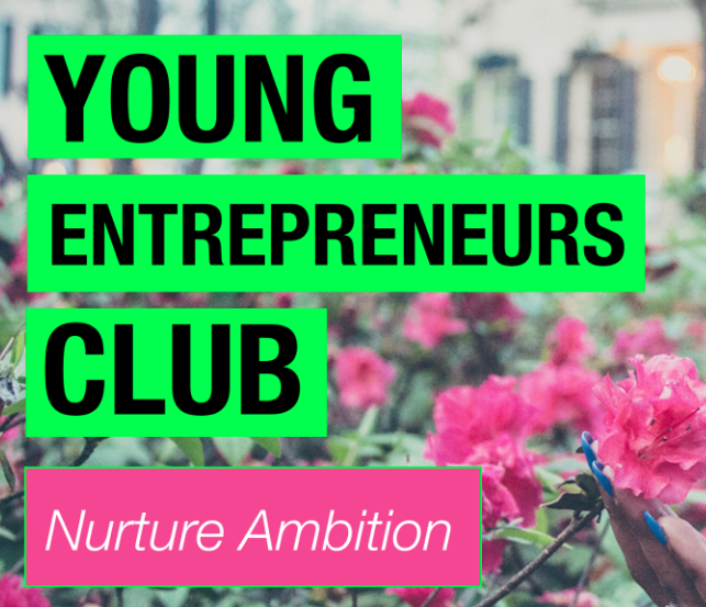 Our Young Entrepreneurs initiative kicks off again!