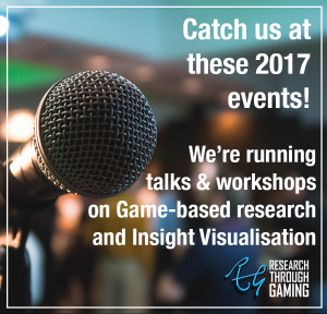 Catch RTG at 2017 events graphic