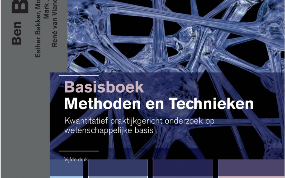 Our work published in Dutch research schoolbook