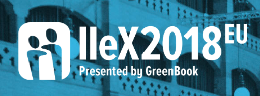 IIeX 2018 in Amsterdam – here we come!