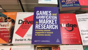 Games and Gamification in Market Research: Increasing Consumer Engagement in Research for Business Success Paperback