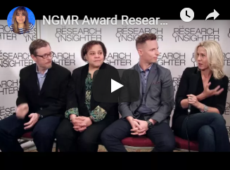 Research Through Gaming wins NGMR Award for Thought Leadership in the Disruptive Innovation category